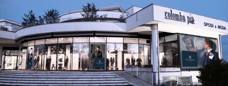 atelier gil moda uomo sposo showroom milano