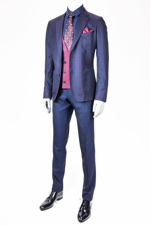 vestito uomo elegante shabby chic maestrami gil moda pavia 5a30184af89