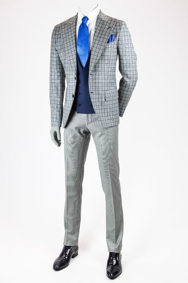 abiti uomo elegante cerimonia pavia Gil Moda boutique. vestito ... 02bd4ea8f67