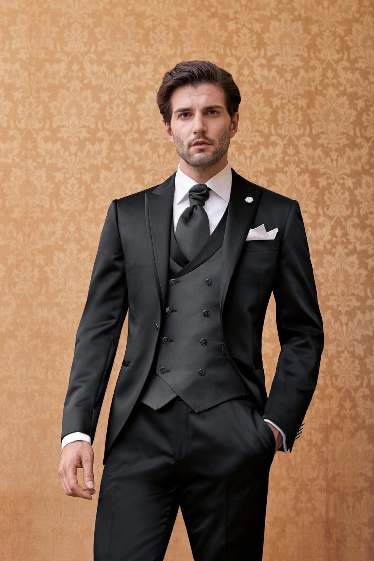 best service dc3a5 d6169 Lubiam abiti da sposo collezione cerimonia uomo | GIL MODA